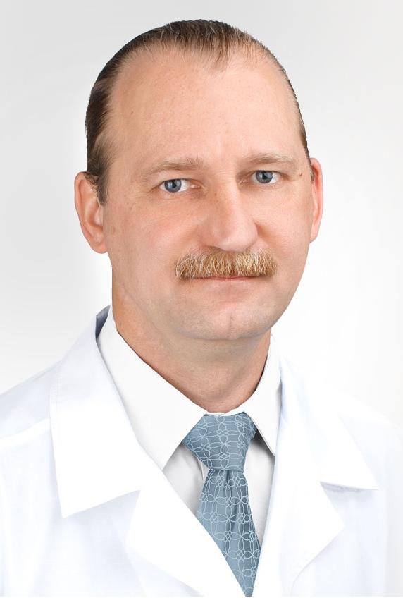 Персонал врач-колопроктолог