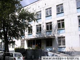 Детские поликлиники около метро Марьина роща, Москва